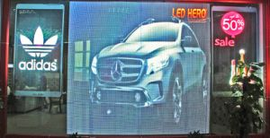 Transparent LED Display/Glass LED Display/New LED Screen