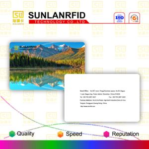 Offset Printing Magnetic Strip Loyalty Card pictures & photos