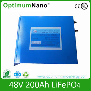 Rechargeable 48V 200ah LiFePO4 Battery for Solar pictures & photos