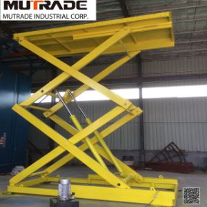 Heavy Duty Scissor Type Lifting Hoist S-Vrc Elevator Car Ceiling pictures & photos