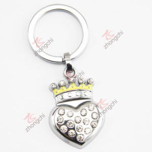 Couples Crystals Heart Key Chain (KC) pictures & photos