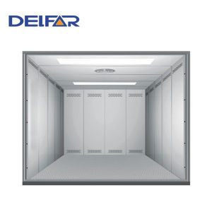 Delfar Safe & Cheap & Energy-Saving Freight Elevator pictures & photos