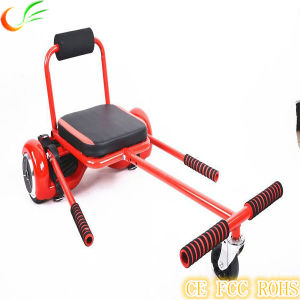 2016 Adjustable Seat for Two Wheels Self Balance Scooter Hoverboard Go Kart Sitting Chair pictures & photos
