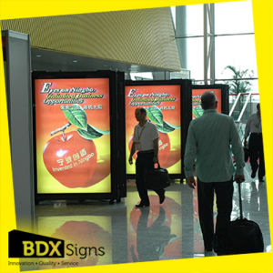 Advertising Scroller Unit Billboard Light Box (item347) pictures & photos