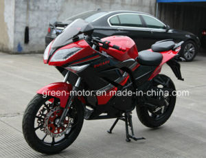 3000W/2000W Electric Racing Motorcycle, Electric Motorcycle (GT) pictures & photos