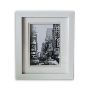 White PS Photo Frame in Multiple Open for Wall Decoration pictures & photos