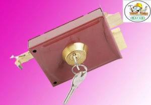 Italy Brass High Quality Deadbolt Door Lock 720