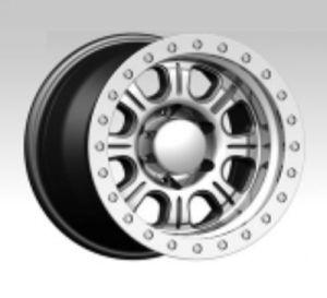 15X8 Fake Bead Lock Wheel Rims pictures & photos