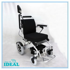 Tiny 4L Foldable and Portable Electric Wheelchair pictures & photos