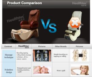 Wholesale Pedicure Massage SPA Chair in India pictures & photos