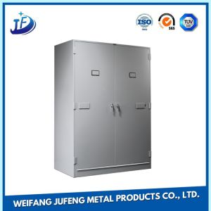 OEM Metal Stamping Fabrication Stainless Steel Kitchen Pantry Cabinets pictures & photos