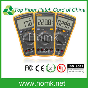 Optical Fiber Fluke F15b/F17b/F18b Multimeter Power Meter Fiber Multimeter pictures & photos