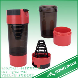 700ml Hot Sale Shaker Bottle in Bottle pictures & photos