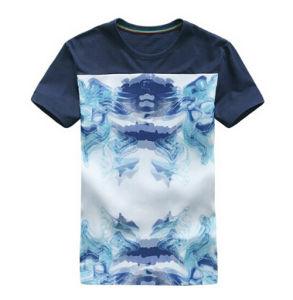 Retail Quality 100% Cotton Mens T-Shirt pictures & photos