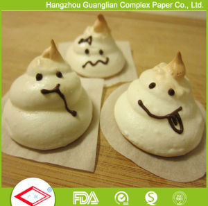 4 Inch Parchment Paper Squares Non-Stick Food Steaming Paper Sheet pictures & photos
