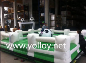 Inflatable Mechanical Football Bull Rodeo Game pictures & photos