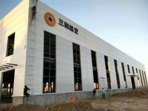 Prefabricated Metal Building/Prefabricated Steel Structure/Peb Building pictures & photos