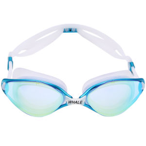 Professional Cool Adult Silicone Goggles for Swimming (mm-5504) pictures & photos