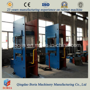 Man-Sized Plate Vulcanizing Press (Frame type) / Rubber Curing Press Machine pictures & photos
