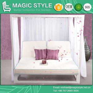 Ice Aluminum Daybed Garden Daybed Outdoor Daybed Luxury Daybed Double-Bed (MAGIC STYLE) pictures & photos
