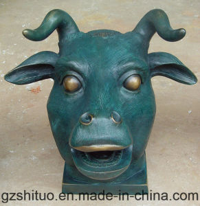 The First 12 Zodiac, Indoor Exhibition Hall Decoration Handicraft, Bronze pictures & photos