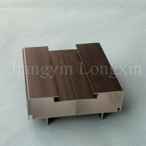 Black Anodized Aluminium Profile for LED pictures & photos