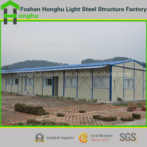 Light Steel Modern Economical K Prefabricated House pictures & photos