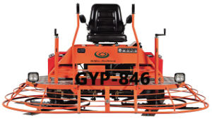 Hydraulic Concrete Ride on Power Trowel Machine Helicopter Gyp-78h with Honda Gx690 Engine pictures & photos