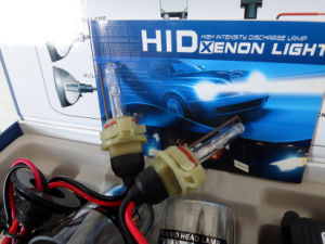 AC 55W 5202 HID Xenon Lamp HID Kit with Slim Ballast