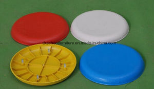 Adjustable Round Fiberglass Chair for Laboratory pictures & photos