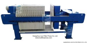 Leo Filter High Dewatering Efficiency Plate and Frame Filter Press pictures & photos