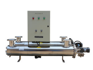 254nm UV Lamp Sterilizer for Drinking Water Disinfection Treatment pictures & photos
