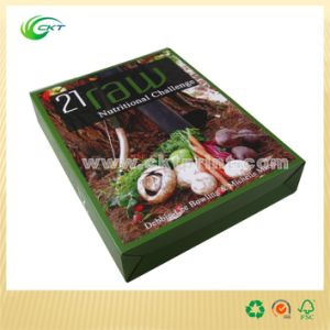Color Cardboard Box with Offset Printing (CKT-CB-373)