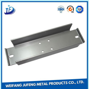 Q235/Q195 Sheet Metal Stamping Hinges with Zinc White Passivation pictures & photos