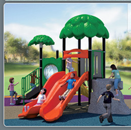 Children Playground Equipment Jungle Series Fl8031-3