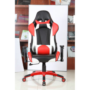 Faux Leather Swivel Adjustable Sporty Design Racing Office Chair (FS-RC003) pictures & photos