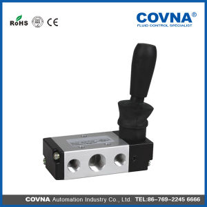 Covna 4h 210 Pneumatic Solenoid Valve with Manual Operation pictures & photos