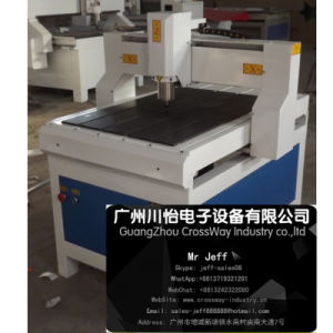 China CNC Cutting Machine for PVC Acrylic MDF pictures & photos
