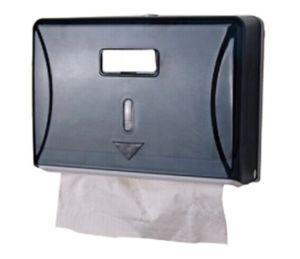 White Black Decorative Fancy Public Wholesale Wall Mounted Plastic Facial Tissue Paper Dispenser pictures & photos