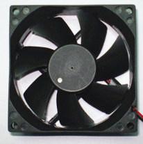 DC Brushless Fan Motor for Power