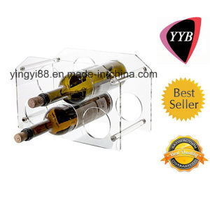 High Quality Wine Bottle Rack for 5-Bottle pictures & photos