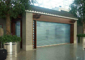 Crystal Roller Door for Shop with Fashionable Design pictures & photos