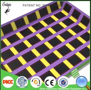 Trampoline Park with 5 Years Warranty Trampoline Frame pictures & photos