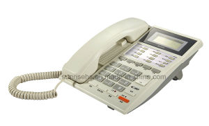 LCD Display Hotel Lobby Telephones Guestroom Telephones pictures & photos