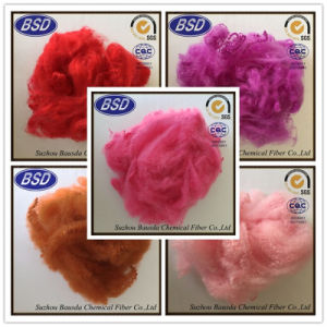 Cotton Fabrics Use Polyester Staple Fiber PSF