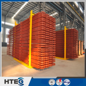 Compact Structure Heat Exchanger H Finned Tube Economizer for CFB Boiler pictures & photos