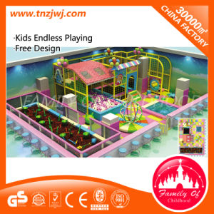 Plastic Playground Equipment Indoor Shell Frame Play Sand Pool pictures & photos