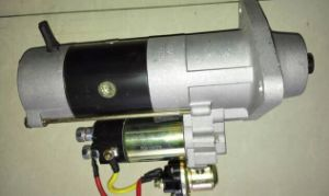 24V 12t 7W Starter Motor for Volvo Tad1250 pictures & photos