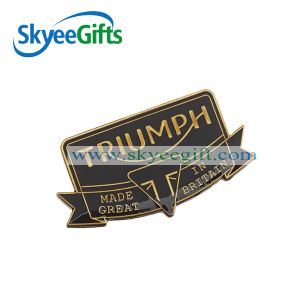 Newest Best Sell Die-Casting Metal Badge pictures & photos