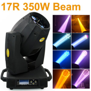 2015 New 17r Sharpy 350W Beam Moving Head pictures & photos